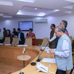 Celebration of Constitution Day on 26th November, 2019